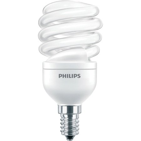 Philips Lighting - Economy Twister 12w Ww E14 1pf/6