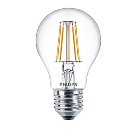 Philips Lighting - Led Filament 40w E27 Ww A60 Cl Nd