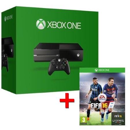 Xbox One 1 TB 5c6-00058 +  Fifa 16