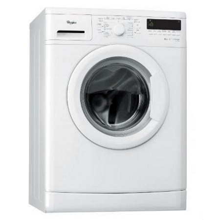 Whirlpool Kit Whirlpool Lavatrice + Asciugatrice - Lavatrice DLC 8012 + Asciugatrice HSCX 70310