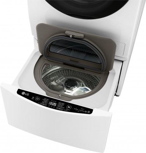 LG Lavatrice a Doppio Carico 12 +2 Kg - Twin Wash 2 - FH4G1BCS2 + F8K5XN3