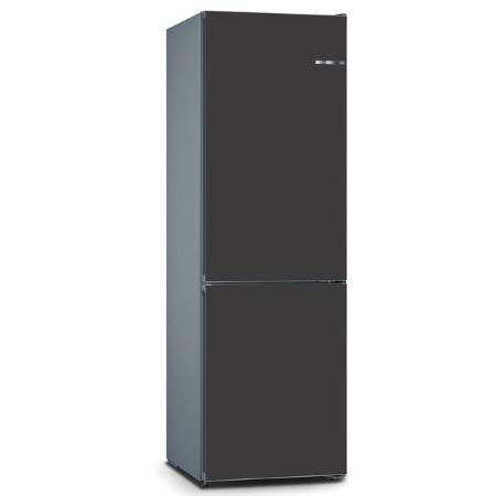 Bosch Frigorifero combinato - Vario Style Kgn39ij3a +Pannello Black