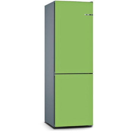Bosch Frigorifero combinato - Vario Style Kgn39ij3a +Pannello Lime Green