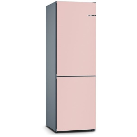 Bosch Frigorifero combinato - Vario Style Kgn39ij3a +Pannello Light Rose