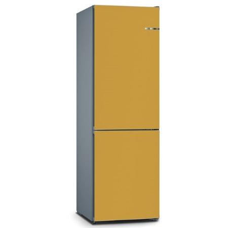Bosch Frigorifero combinato - Vario Style Kgn39ij3a +Pannello Pearl Gold
