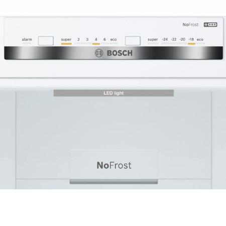 Bosch Frigorifero combinato - Vario Style Kgn39ij3a +Pannello Matte Black