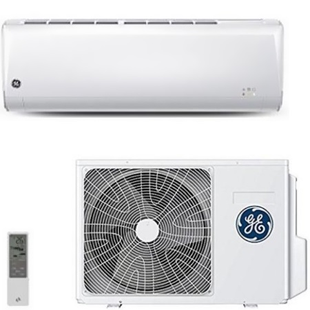 General Electric - Kit U.I Ges-nx1h351n + U.E.  Ges-nx1h35out 12000BTU
