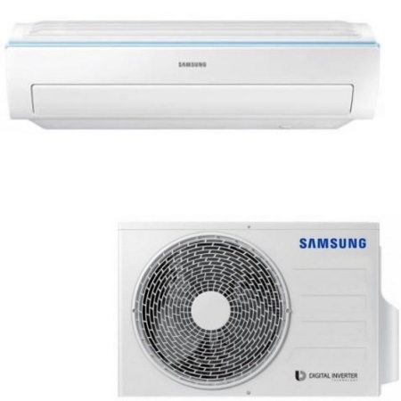 Samsung - Kit Unità Interna +Esterna 12000 BTU AR12NXWSAURN/XEU