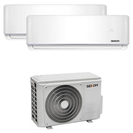 Sekom - Kit U.E. SM509DAX + U.I. SM269AB4 + U.I. SM359AB4