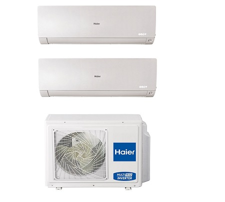 Haier Kit U.E 2U40S2SM1FA + U.I (X2) AS20S2SF1FA-MW