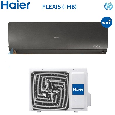 Haier Kit U.E 1U25S2SM1FA + U.I AS25S2SF1FA Facile installazionie - MB
