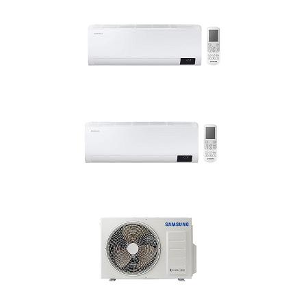 Samsung Kit U.E AJ040TXJ2KG/EU + U.I AR09TXHZAWKNEU + AR12TXHZAWKNEU 12000 BTU