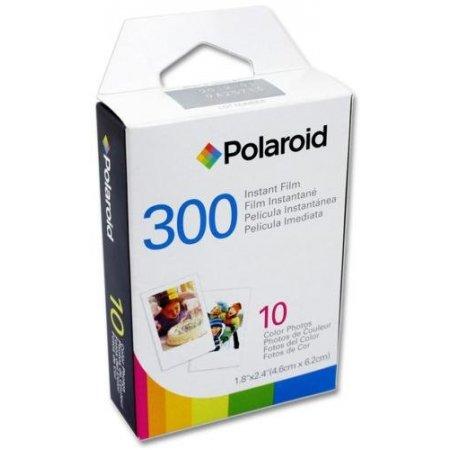 Polaroid 10 fogli per confezione carta fotografica - 7popif300