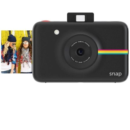 Polaroid - Snap Nera Polsp01b