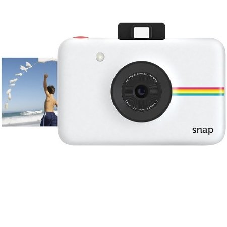 Polaroid Fotocamera digitale istantanea - Snap Bianca Polsp01w
