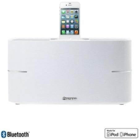 PIONEER Docking Station per iPhone e iPod - XW-BTS3 WHITE