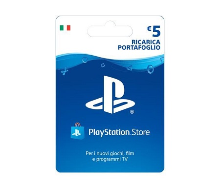 Playstation Network Card 5 SONY COMPUTER