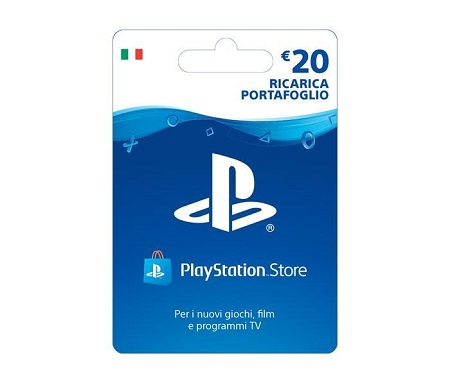 Playstation Network Card 20 SONY COMPUTER