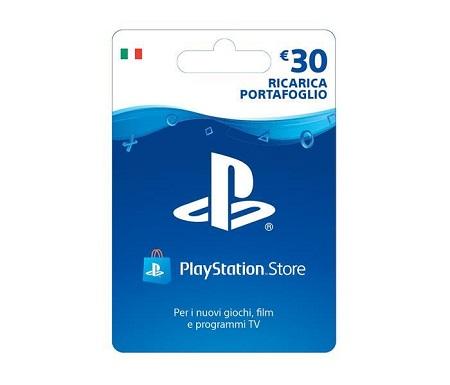 Playstation Network Card 30 SONY