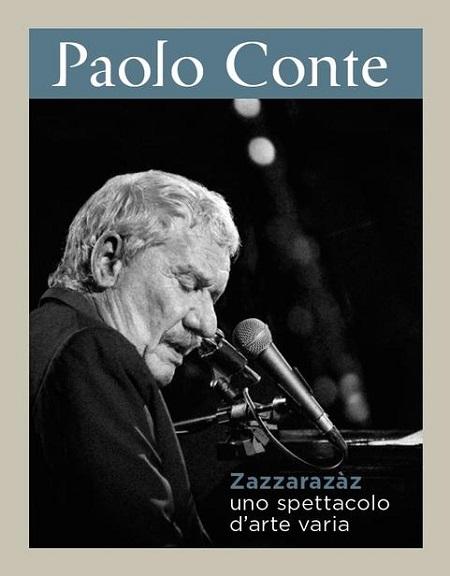 CD PAOLO CONTE ZAZZARAZAZ,UNO SPETTACOLO