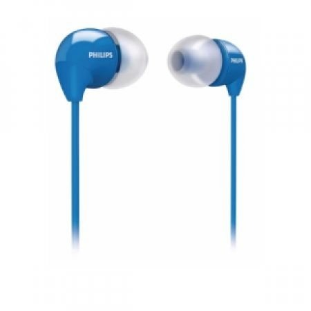 PHILIPS - SHE 3590BL BLUE