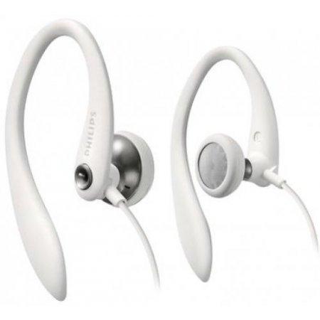 Philips Auricolari con filo - Shs3300  Bianco