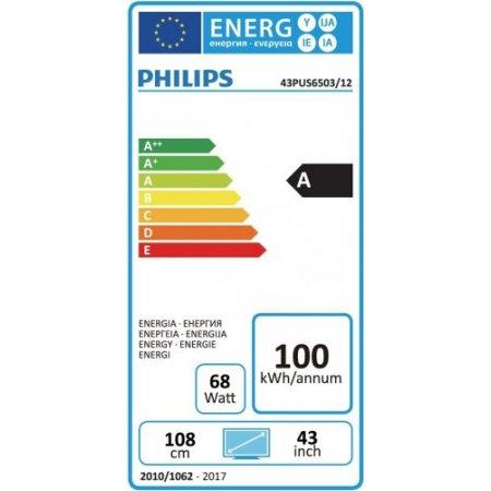 Philips - 43pus6503