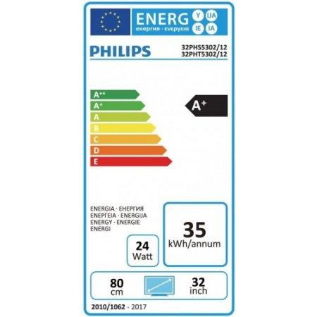 "Philips Tv led 32"" hd ready - 32phs5302"