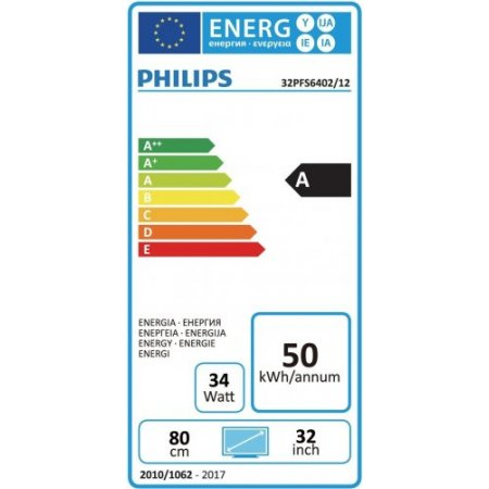 "Philips Tv led 32"" full hd - 32pfs6402"