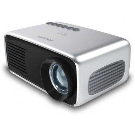 Philips Videoproiettore lcd - Neopix Start+ Npx245 Silver