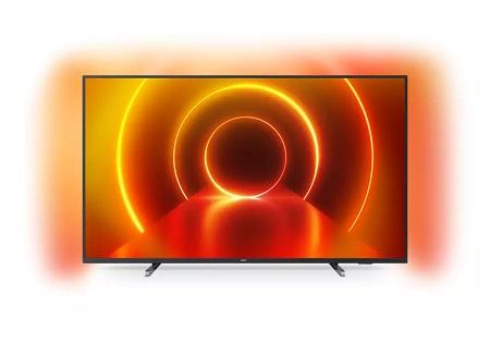 Philips -Smart TV LED UHD 4K  43pus7805/12