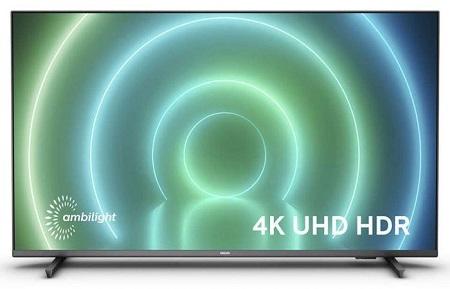"Philips TV LCD 43"" 4K Ultra HD  - 43pus7906/12"