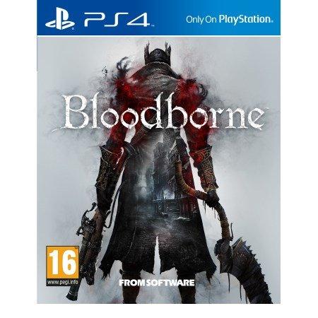 Sony Genere: gioco di ruolo - Bloodborne PS4
