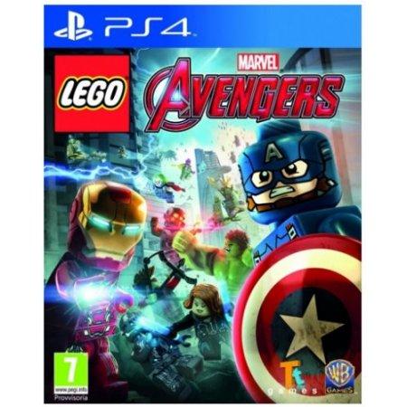 Warner Bros Gioco adatto modello ps 4 - Lego Avengers1000588122