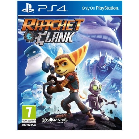 Sony - Ratchet&Clank PS4
