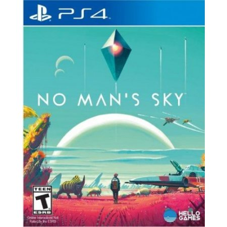 Sony - Ps4 No Man Sky 9849735