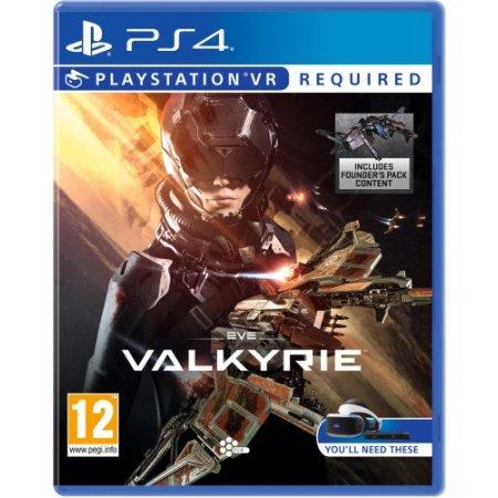 Sony Gioco adatto modello ps 4 - Ps4 Eve Valkyrie9867159