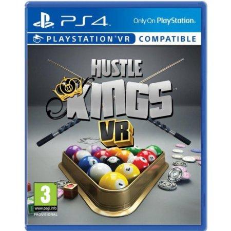 Sony Gioco adatto modello ps 4 - Ps4 Hustle Kings9859857