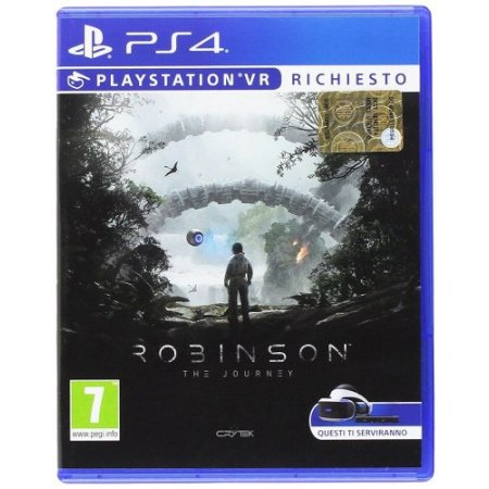 Sony Gioco adatto modello ps 4 - Ps4 Robinson The Journey 9865858