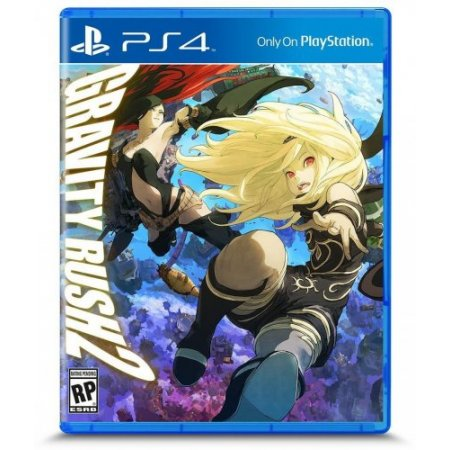 Sony - Ps4 Gravity Rush 2 9885955