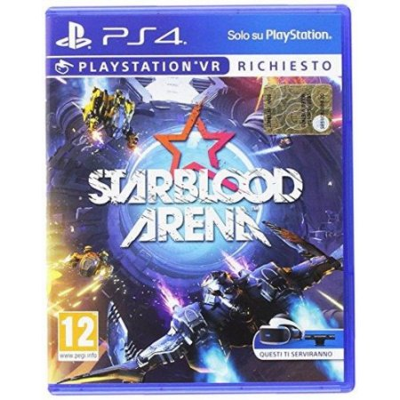 Sony - Ps4 Starblood Arena Vr 9833062