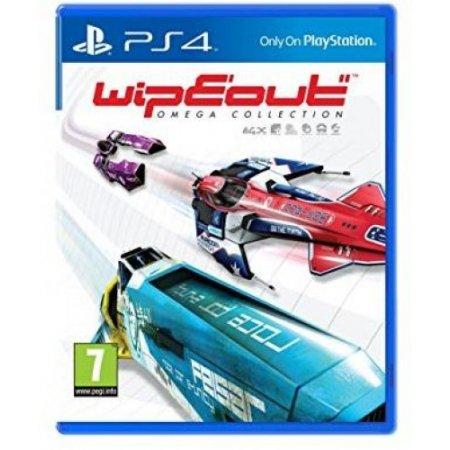 Sony - Ps4 Wipeout Omega Collection 9853367