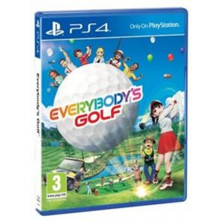 Sony Gioco adatto modello ps 4 - Ps4 Everybody's Golf 7 9858966