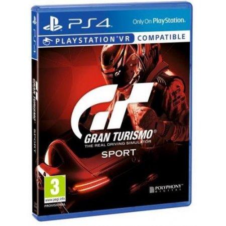 Sony - Ps4 Gran Turismo Sport9827955