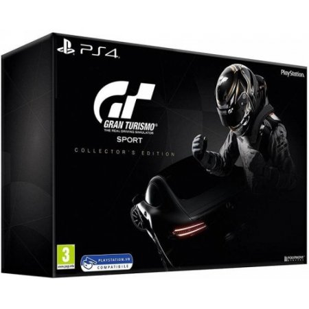 Sony - Ps4 Gran Turismo Sport Collector's Edition 9880356