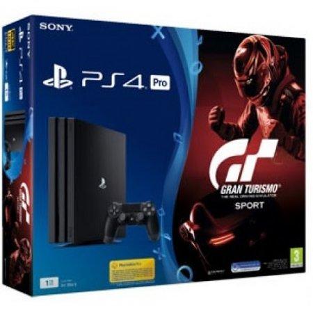 Sony - Ps4 Pro 1 Tb + Gt Sport9905363