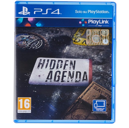 Sony Acc. cofanetto 4 giochi - Ps4 Playlink 9983569
