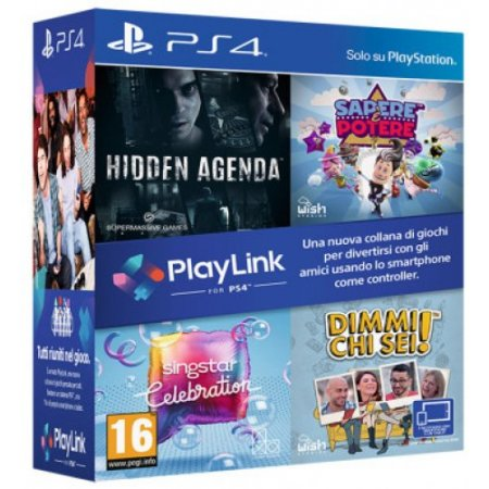 Sony - Ps4 Playlink 9983569