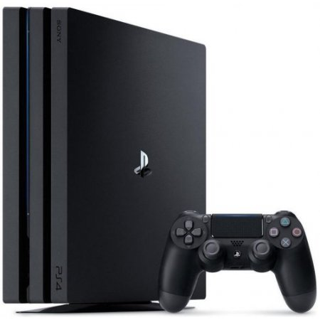 Sony - Ps4 Pro 1tb B Chassis 9936763