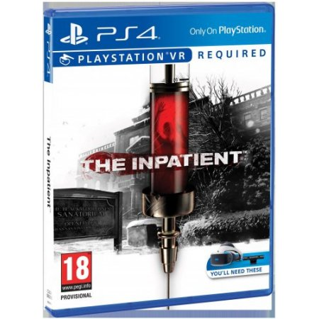 Sony - Ps4 The Inpatient 9966968